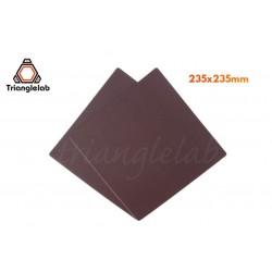 Magnetyczna naklejka - Drukarka 3D - 235x235mm - na stół, heatbed