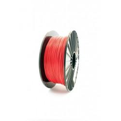 F3D Filament TPU czerwony 0,2 kg 1,75 mm