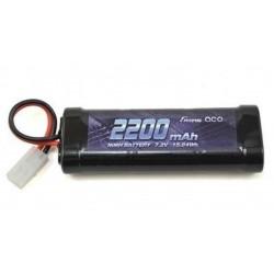 2200mAh 7.2V NiMH Gens Ace TATTU