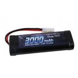3000mAh 7.2V Gens Ace TATTU