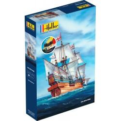 Heller 56829 Golden Hind - Starter Set