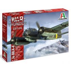 Italeri 35104 WAR THUNDER - JU 88 A-4