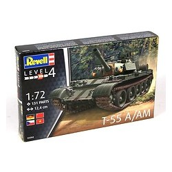 Revell - 03304 - T-55 A/AM