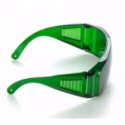 Okulary ochronę do lasera LED - 340nm-1250nm + etui ochronne