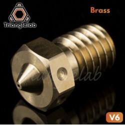 Dysza E3D V6 - 0,4mm - TriangleLab - filament 1,75mm - dysza do drukarki 3D