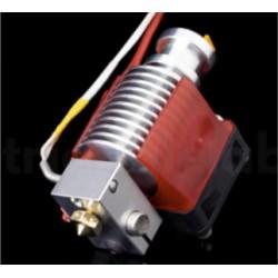 Hotend V6 TriangleLab PTFE 24V - kompletna głowica do drukarki 3D - wysoka jakość