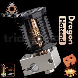 Głowica Dragon SF - TriangleLab - Hotend do drukarki 3D - wysoka jakość