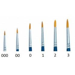 Italeri 52203 Brush Synthetic Round size 000