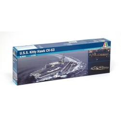 Italeri 5522 USS Kitty Hawk CV-63