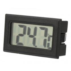Termometr LCD w obudowie (-50C do 70C)