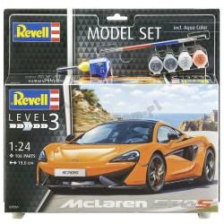 Revell - 67051 - McLaren 570s - Model Set