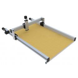 Frezarka CNC LEAD 1010 - 100x100cm - DIY - napęd śrubowy