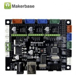 MKS DLC - GRBL 1.1 - sama płyta - Kontroler do Lasera / CNC