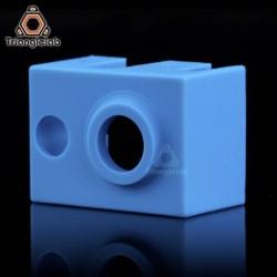 Osłona na blok V6 - TraingleLab - silikonowa skarpeta na blok grzejny