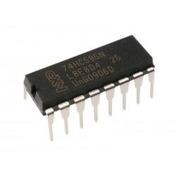 Rejestr przesuwny 8-bitowy 74HC595