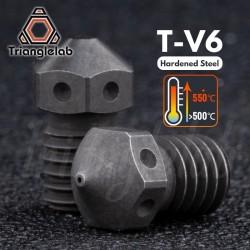 Dysza E3D V6 - 0,4mm - stal hartowana - TriangleLab - filament 1,75mm - dysza do drukarki 3D
