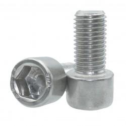 Śruba walcowa M5x8 - 10 szt - pod klucz imbusowy