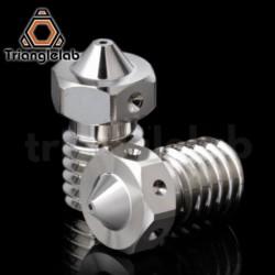 Platerowana dysza E3D V6 - 0.4mm - TriangleLab - filament 1,75mm - dysza do drukarki 3D