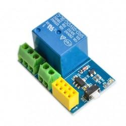 Moduł przekaźnika Wi-FI 5V ESP-01/01S - do ESP8266 do zdalnego sterowania urządzeniami