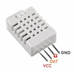 Czujnik DHT22 pomiar temperatury i wilgotności AM2303 - 1-wire