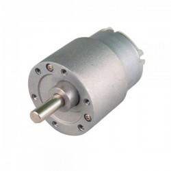 Silnik szczotkowy MT90 z przekładnią - silnik DC 12V 70obr/min