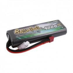 Bashing 4000mAh 7.4V 50C 2S1P HardCase T-plug
