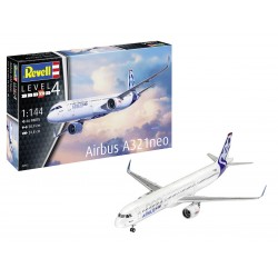 Airbus A321 Neo - Revell - 04952 - samolot pasażerski