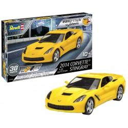 2014 Corvette Stingray - Revell - 07449 - Easy-Click