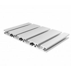 Profil aluminiowy 15x180mm - 50cm - anodowany - do stołu CNC