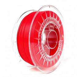 Devil Design PLA MATT 1kg 1,75 mm Czerwony