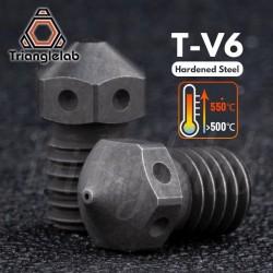 Dysza E3D V6 - 0,6mm - stal hartowana - TriangleLab - filament 1,75mm - dysza do drukarki 3D
