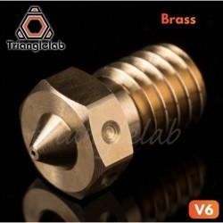 Dysza E3D V6 - 0,8mm - TriangleLab - filament 1,75mm - dysza do drukarki 3D