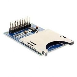 Moduł czytnika kart pamięci SD - Arduino