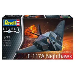 Revell - 03899 - F-117A Nighthawk Stealth Fighter