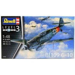 Revell - 03958 - Messerschmitt Bf 109 G-10