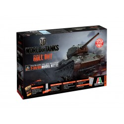 T-34/85 - Italeri - 36509 - World Of Tanks - kody do gry