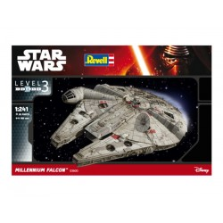 SW Millenium Falcon - REVELL - 03600 - Star Wars