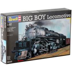 BIG BOY Lokomotywa1:87 - REVELL - 02165 - Parowóz