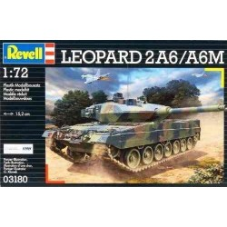 LEOPARD 1:72 - REVELL - 03180 - Czołg