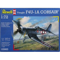 VOUGHT F4U CORSAIR - REVELL - 03983 - Samolot