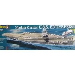 USS ENTERPRISE 1:720 - REVELL - 05046 - Okręt