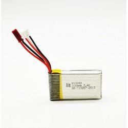 Li-Po 7.4V 700mAh - HEXACOPTER X