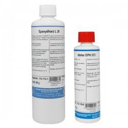 Żywica epoksydowa do laminowania - 40 min - 280g