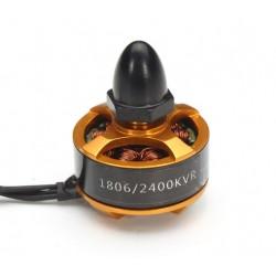 Silnik RCX 1806 2400kV - ciąg 460g