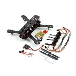 QAV-250 Carbon + CC3D + Eachine 2204 + 12A SimonK + akcesoria