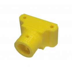 Mocowanie rurki 10mm - multikoptery - żółte