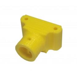 Mocowanie rurki 12mm - multikoptery - żółte