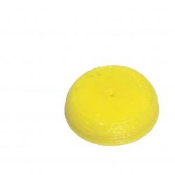 Osłonka - mocowanie silnika - 2szt - żółta - kopułka