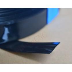 Koszulka termokurczliwa 20/10mm - czarna - 50cm