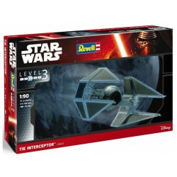 Tie Interceptor - REVELL - 03603 - Star Wars